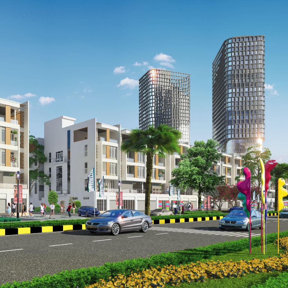 Phúc Sơn đổi 3 dự án giao thông lấy hơn 20ha đất sân bay Nha Trang cũ